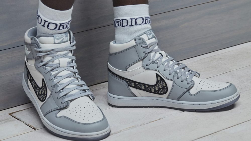 air jordan 1 dior release info 1 1000x563 - Todos los detalles de la colección de Dior x Air Jordan