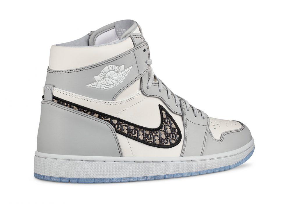 air jordan 1 dior release info 3 1000x702 - Todos los detalles de la colección de Dior x Air Jordan