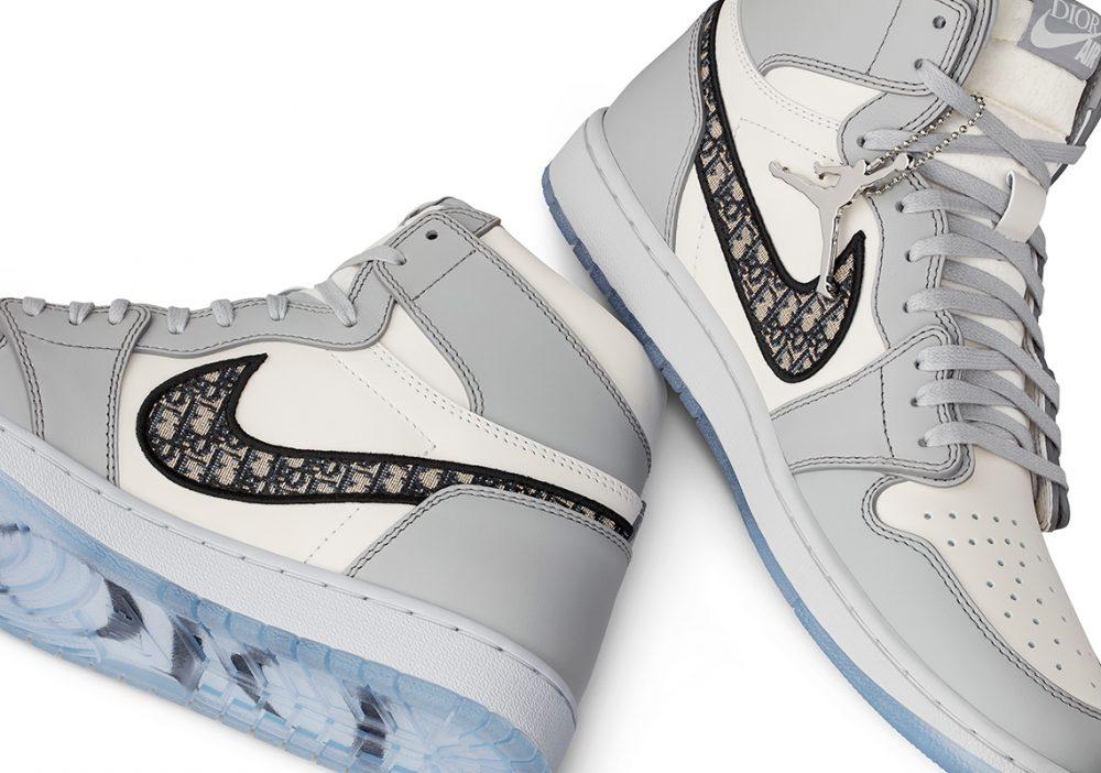 air jordan 1 dior release info 6 1000x702 - Todos los detalles de la colección de Dior x Air Jordan