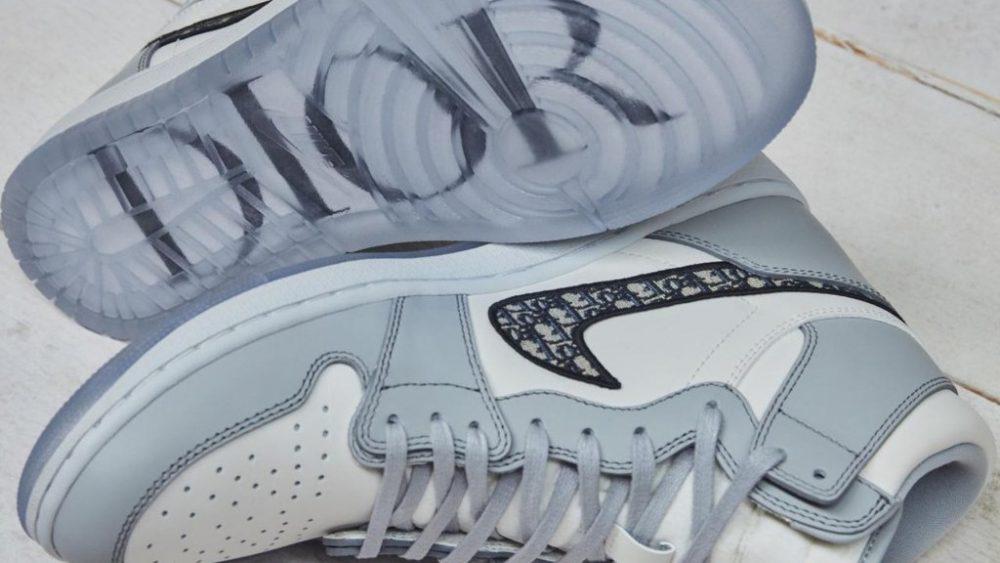 Malas noticias: se retrasa el lanzamiento de las Dior x Air Jordan 1