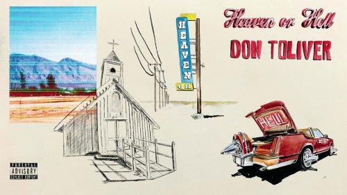 Don Toliver nos regala su nuevo álbum 'Heaven or Hell'