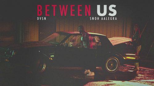 dvsn se ayudan de Snoh Aalegra para la nueva 'Between Us'