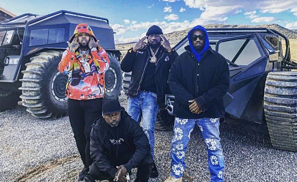 ¿Tendremos una colaboración entre Griselda y Kanye West este año?