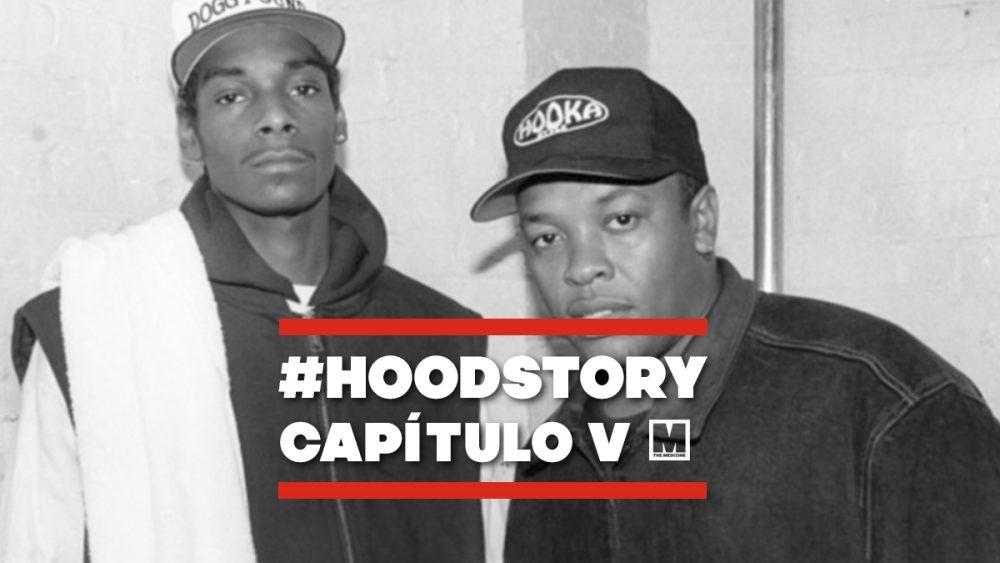 #HoodStory (Capítulo V): nace el G-funk, el sonido de la West Coast