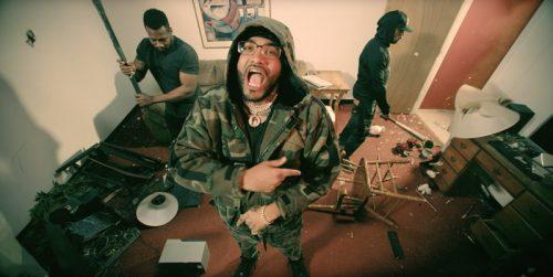 Joyner Lucas derrocha flow en el videoclip de 'Lotto'