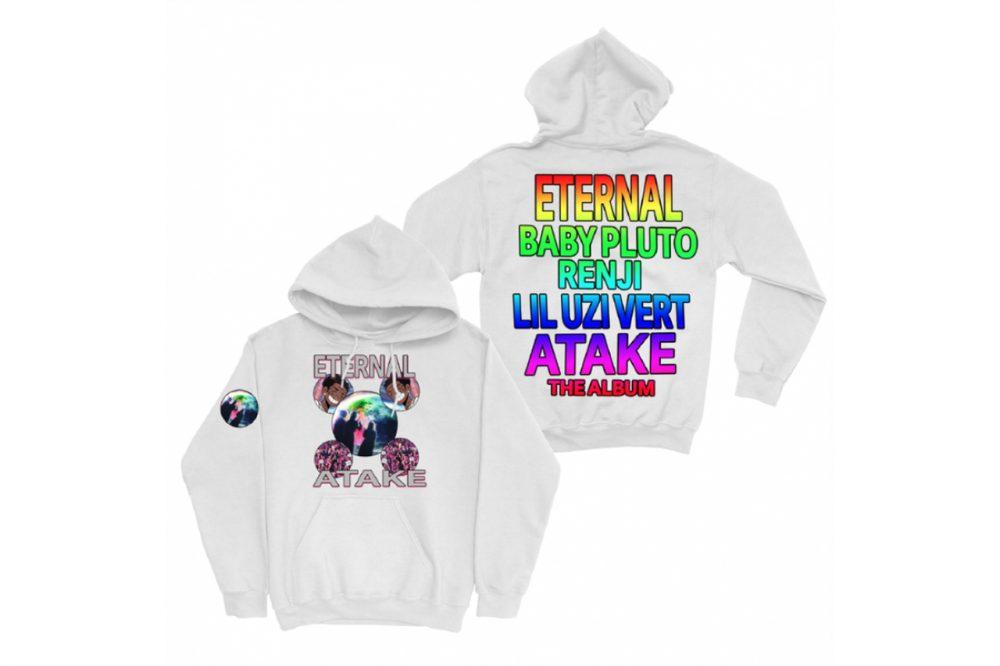 lil uzi vert eternal atake merch collection accessoiries 2 1000x666 - Lil Uzi Vert presenta el merchandising de 'Eternal Atake'