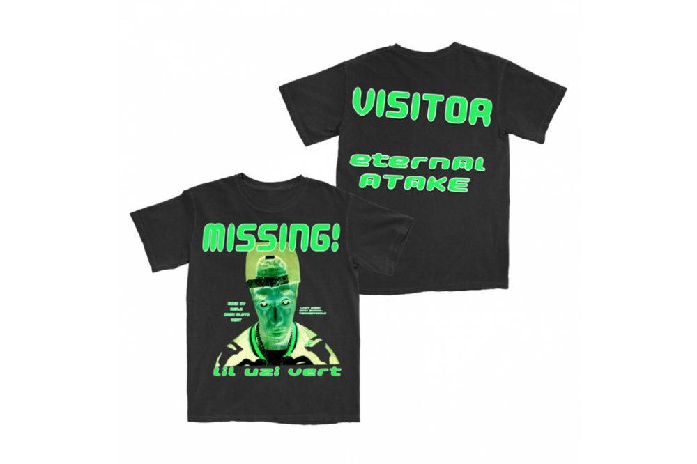 lil uzi vert eternal atake merch collection accessoiries 7 1000x666 - Lil Uzi Vert presenta el merchandising de 'Eternal Atake'