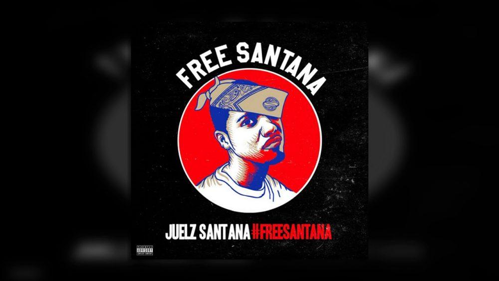 Juelz Santana lanza '#FREESANTANA' con Lil Wayne, 2 Chainz y más