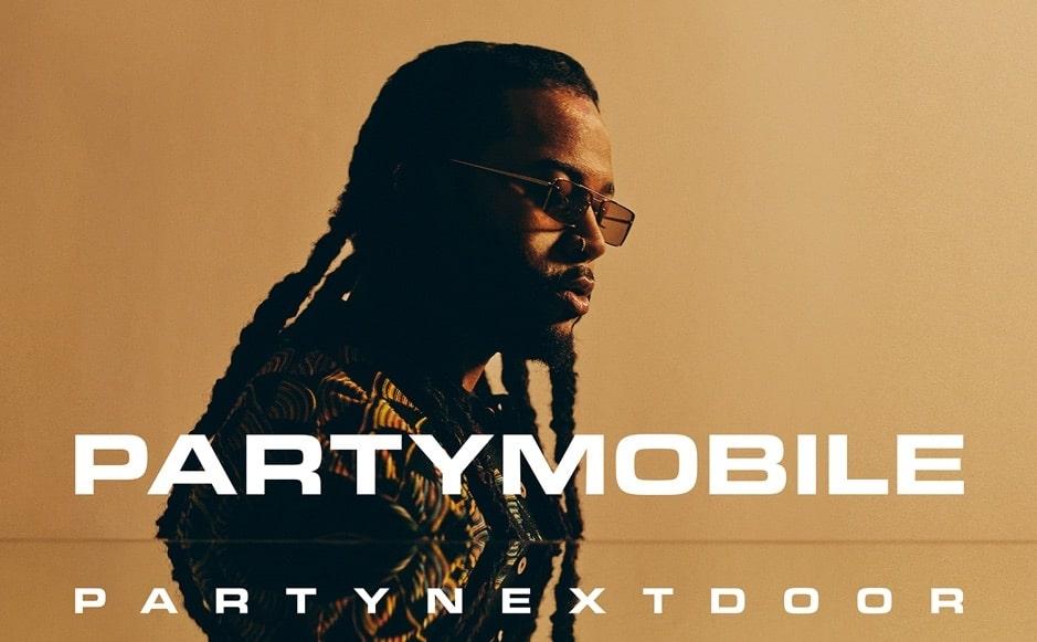 PARTYNEXTDOOR lanza 'PARTYMOBILE' con Drake, Rihanna y más