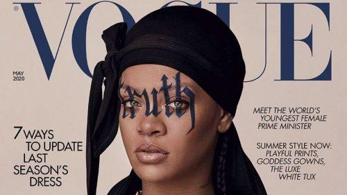 Rihanna habla con Vogue de su nuevo disco y sus planes de maternidad
