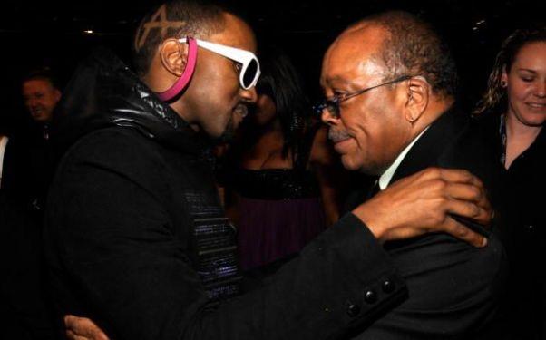 Se lía en Twitter: ¿es mejor Kanye West que Quincy Jones?