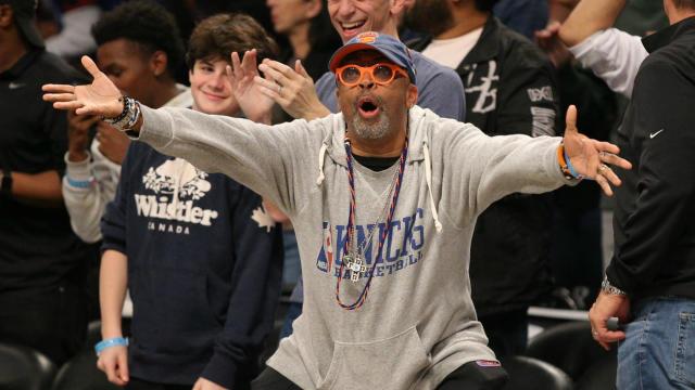 Spike Lee se niega a entrar en el Madison Square Garden en lo que queda de temporada