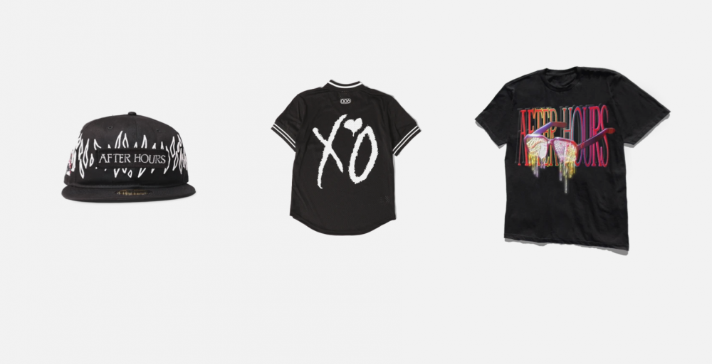 the weeknd ropa2 1000x512 - The Weeknd lanza el merch de 'After Hours' diseñado por A$AP Rocky
