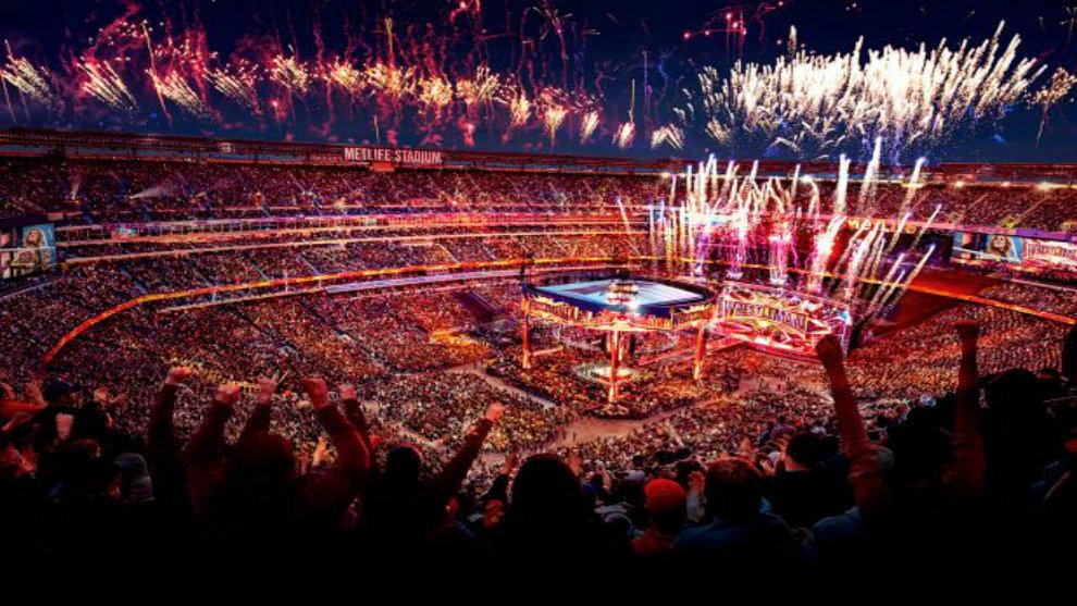«Wrestlemania» se grabará sin público por primera vez en la historia