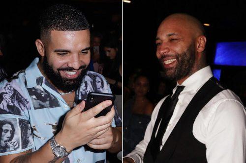 Joe Budden y Drake arreglan sus diferencias en un directo de Instagram