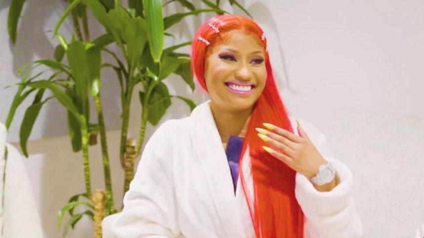 Nicki Minaj se reúne con su exmánager y anuncia un nuevo sello
