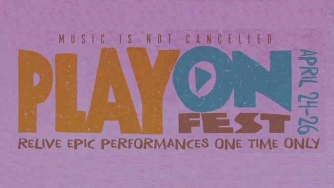 Play On Fest: el evento virtual que reunirá a más de 40 artistas este finde