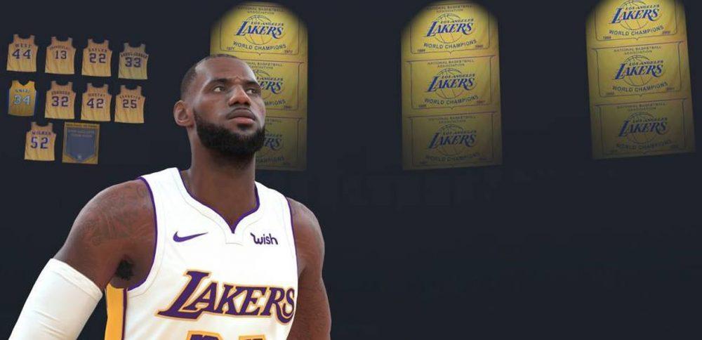 La NBA organiza un torneo de NBA 2K20 con estrellas de la liga