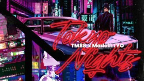 TM88 y Madeintyo se unen para hacernos disfrutar de 'Tokyo Nights'