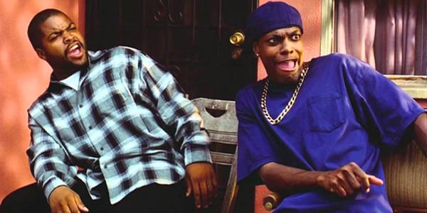 Se cumplen 25 años del estreno de «Friday», con Ice Cube conquistando el cine