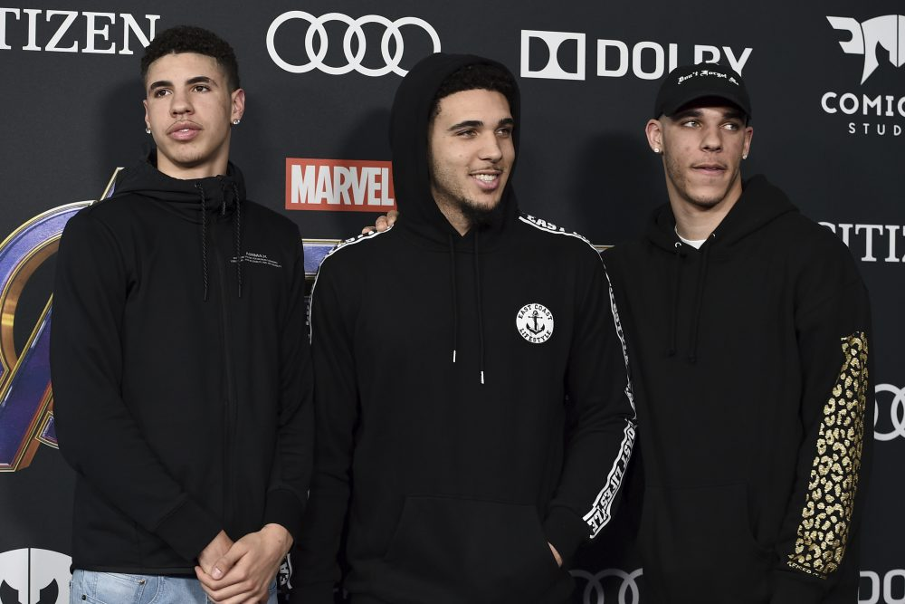 Los hermanos Ball firman contrato con JAY-Z y Roc Nation Sports