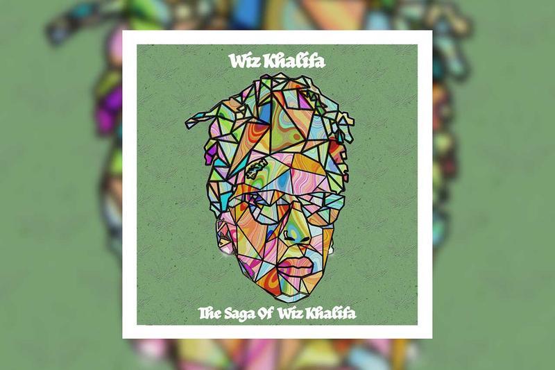 Wiz Khalifa lanza su mixtape 'The Saga Of Wiz Khalifa'