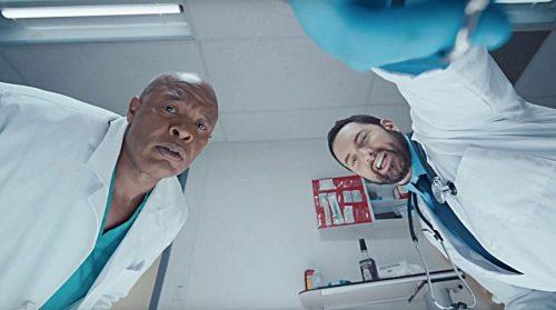 5+1 videoclips para ver si te ingresan en el hospital