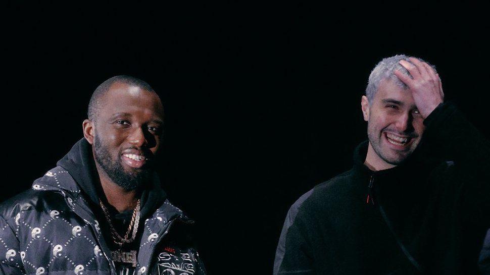 Headie One y Fred Again lanzan 'GANG' con colaboraciones de lujo