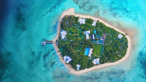 ¿Serán los próximos eventos de la UFC en una remota isla secreta?