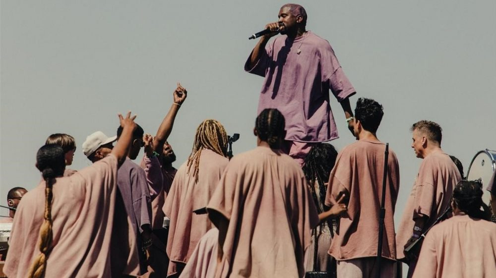 Kanye West hará un Sunday Service virtual para celebrar la Pascua