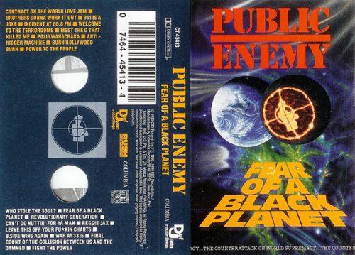 'Fear of a Black Planet' de Public Enemy cumple 30 años