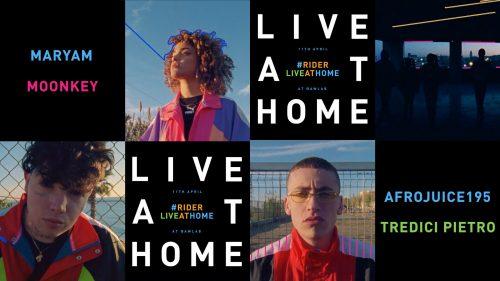 PUMA estrena el festival «Rider Live at Home» con Moonkey, Afrojuice y más