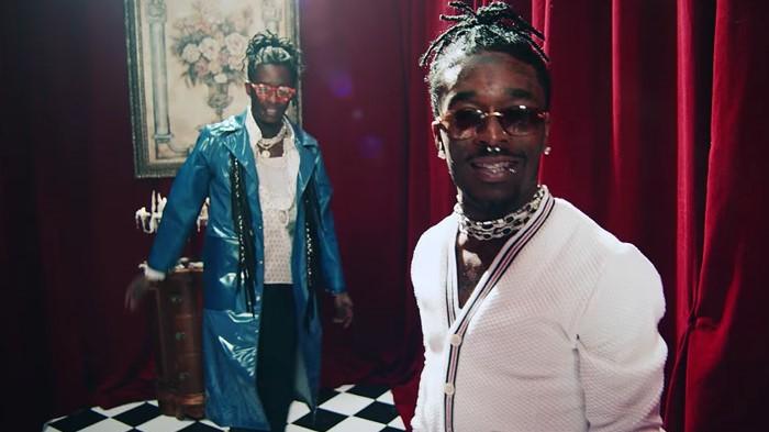 Young Thug dice que «no dejaría que Lil Uzi Vert entrara en su casa»