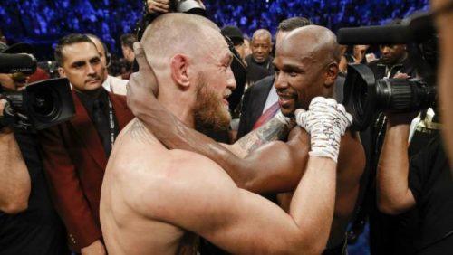Conor McGregor dice que ganará la revancha contra  Floyd Mayweather