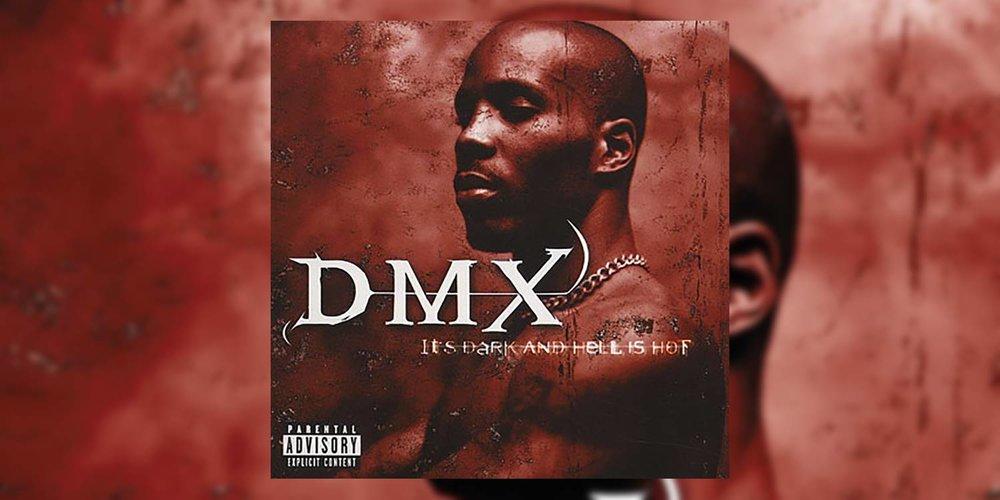 """Hace 22 años salía el legendario """"It's Dark & Hell is Hot"""" de DMX"""