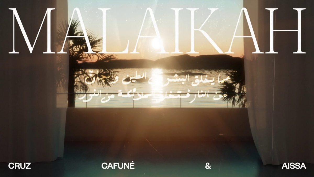 Cruz Cafuné se une a Aissa para la veraniega 'Malaikah'