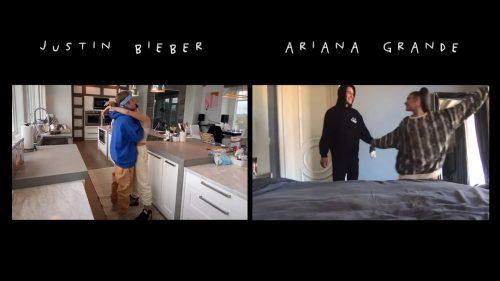 Ariana Grande y Justin Bieber se unen por primera vez en 'Stuck with U'