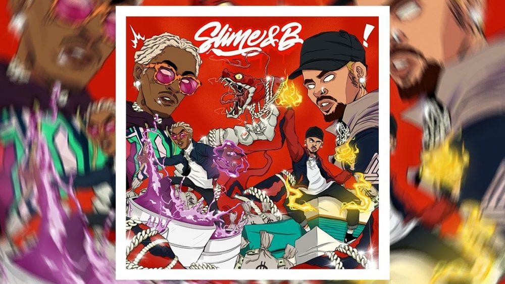 Young Thug y Chris Brown se juntan para lanzar la mixtape 'Slime & B'