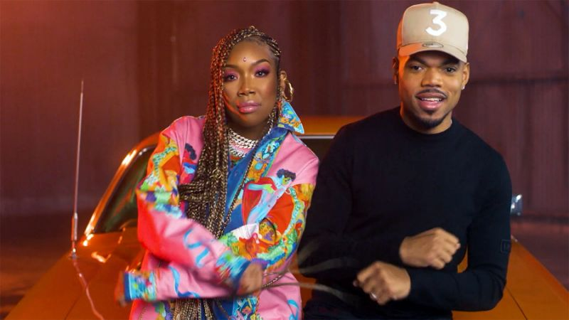 Chance The Rapper se une a Brandy para el nuevo single «Baby Mama»