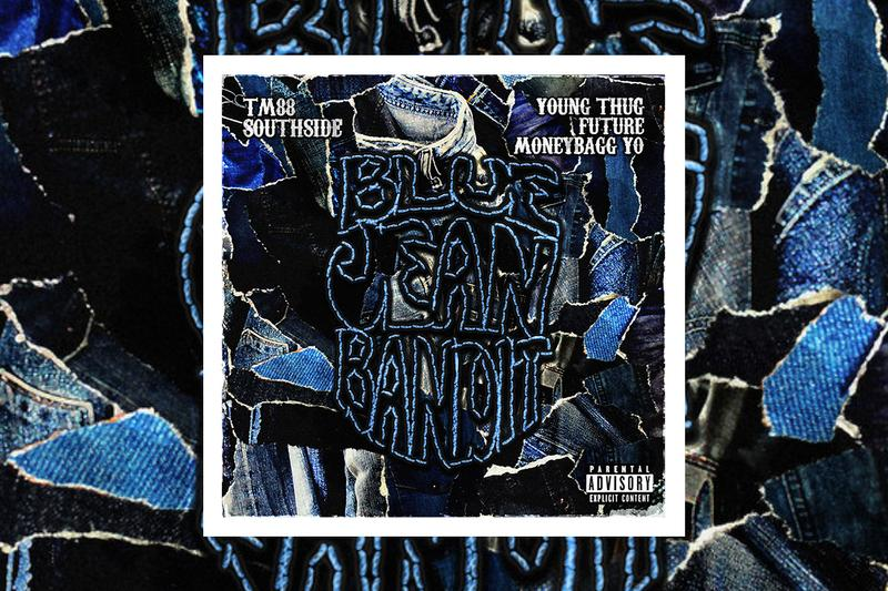 Tm88, Southside, Future, Young Thug y Moneybagg traen 'Blue Jean Bandit'