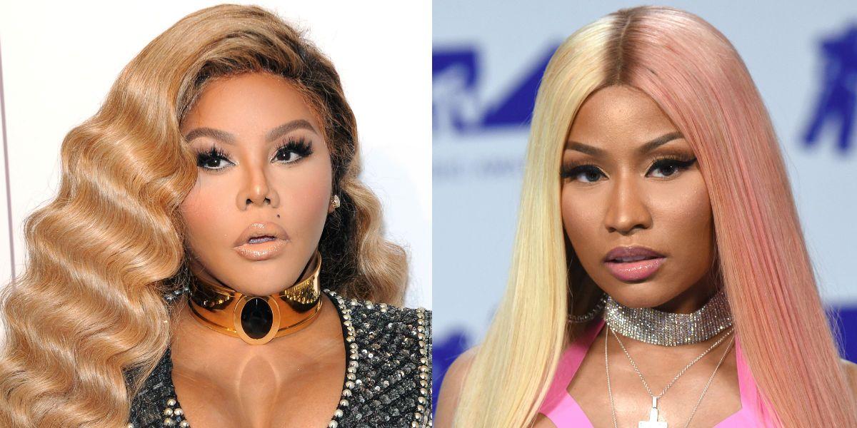 El legendario Usher: «Nicki Minaj es una copia de Lil Kim»