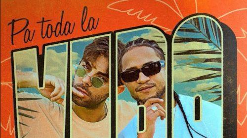 Don Patricio y Mozart La Para lanzan 'Pa toda la vida', su tema del verano