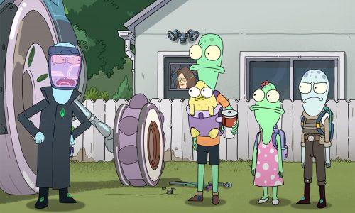 «Solar Opposites» es la serie perfecta para los fans de «Rick & Morty»