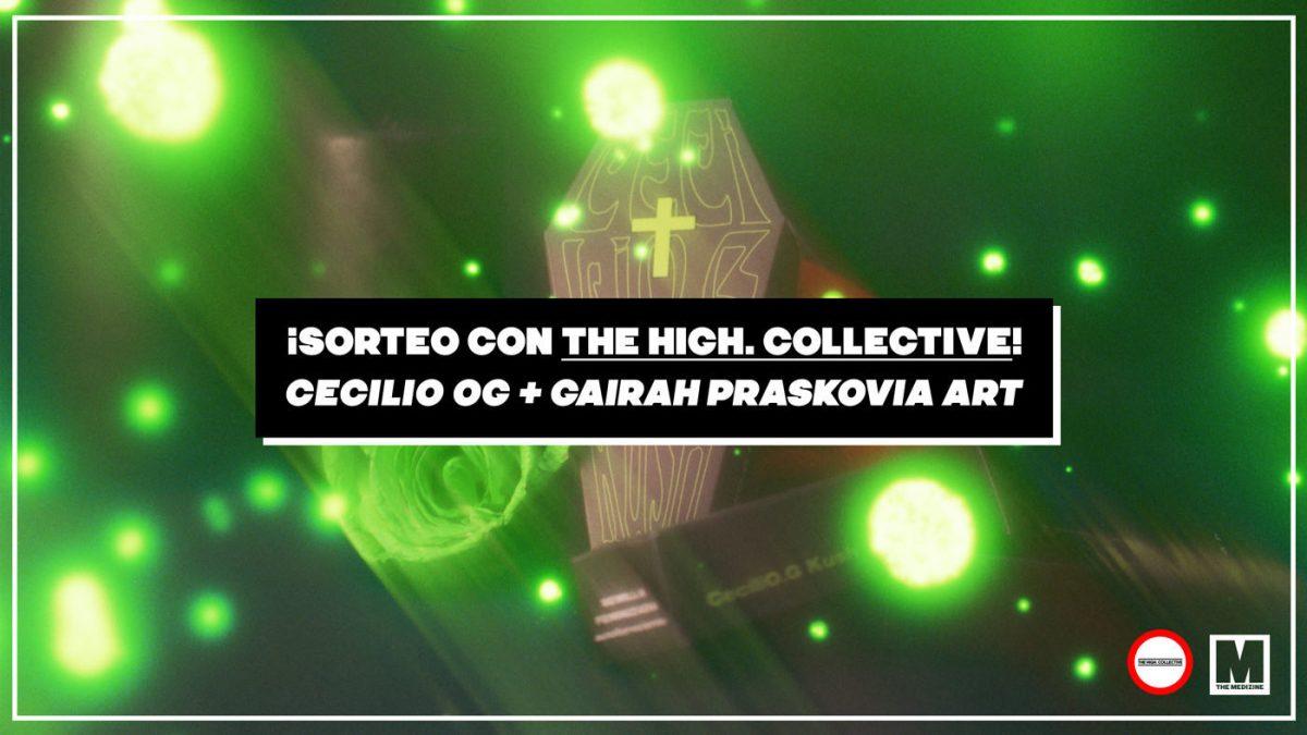 ¡SORTEAMOS 2 PACKS 420 JUNTO A THE HIGH COLLECTIVE!