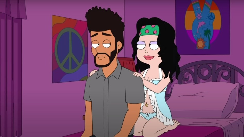 The Weeknd estrena en «Padre Made In USA» su tema «I'm a Virgin»