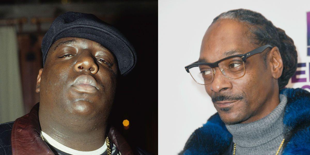 Snoop Dogg recuerda cómo vio a Biggie después de la muerte de Tupac