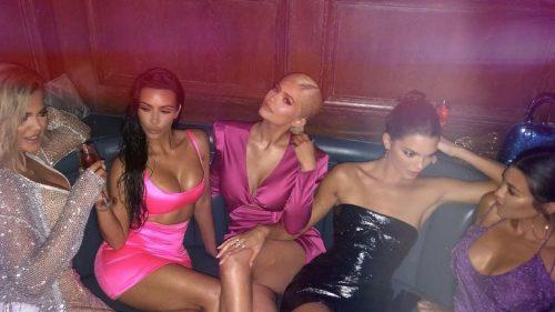 Todos los raperos que han salido con las Kardashian-Jenner (que se sepan)