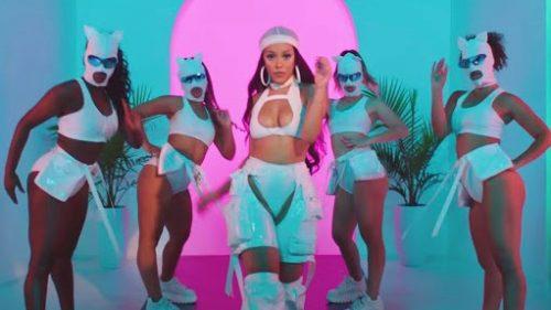 Doja Cat y Gucci Mane sueltan el videoclip animado de 'Like That'