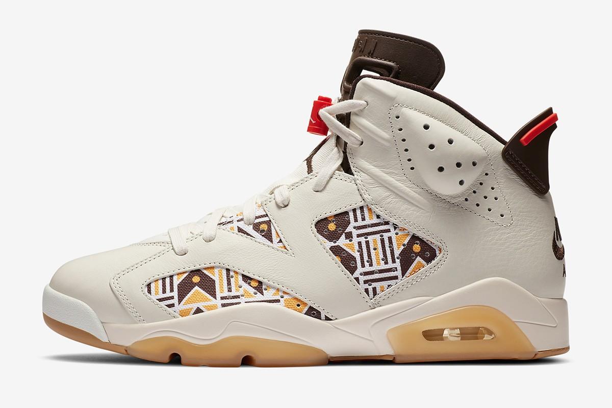 Nike se inspira en Quai 54 para las nuevas Air Jordan 6