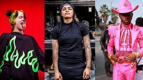 Los grandes 5 artistas urbanos que desafían los estereotipos de género